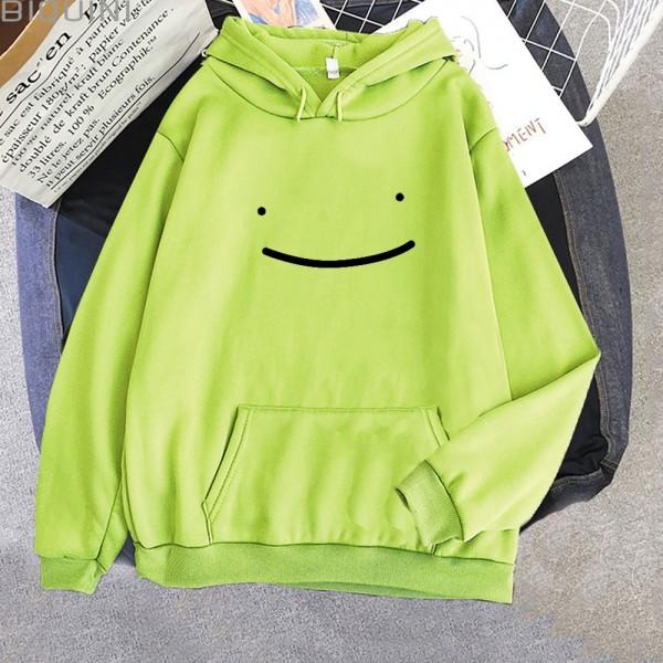 Men/Female  Aesthetic Oversized Hoodie  Sweatshirts  Unisex Long Sleeve Clothes