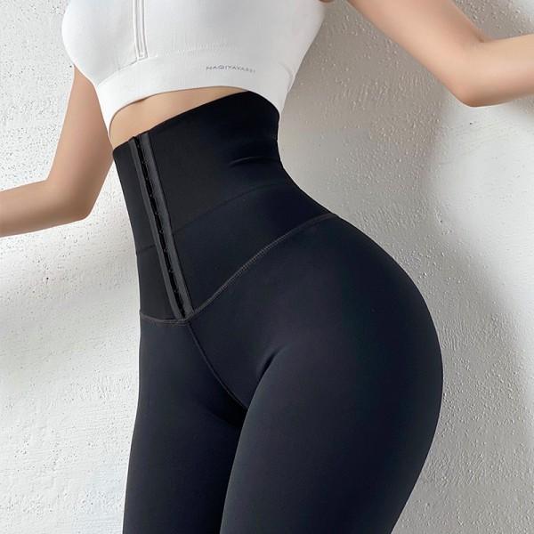 Women Fitness High Waist Leggings Women Sexy Slim Black Legging Sportswear