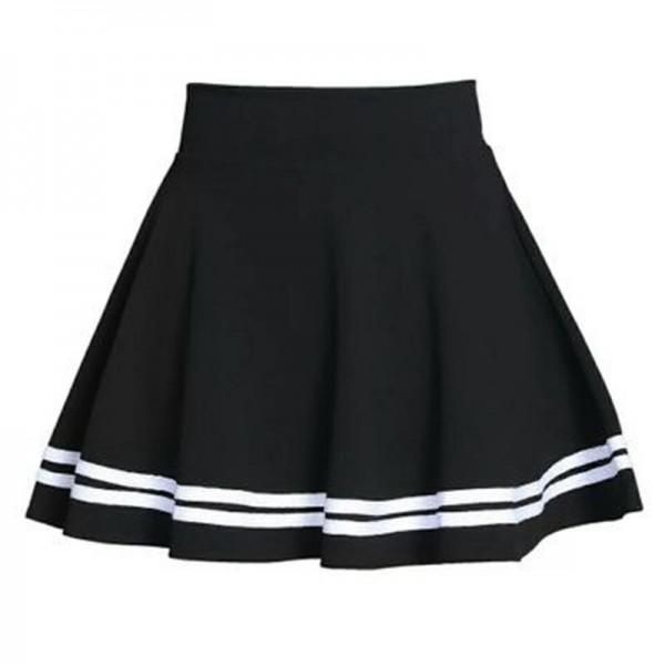 Winter and Summer Style Brand Women Skirt Elastic Faldas Ladies Midi Skirts Sexy Girl Mini Short Skirts Saia Feminina