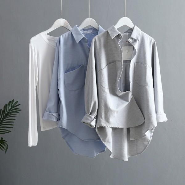 Women Blouse Long Sleeve Tops Blouses Vintage Shirts Blusas Roupa Feminina Tops