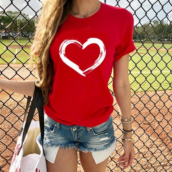 Women T-shirts Casual Harajuku T shirt Short Sleeve T shirt Women Clothing