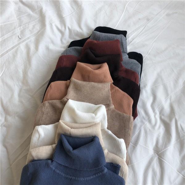 Women Sweaters Autumn Winter Tops Korean Slim Women Pullover Knitted Sweater